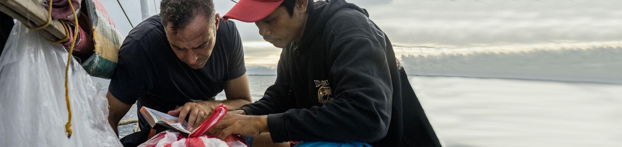 Ian Urbina & The Outlaw Ocean | Human Trafficking at Sea
