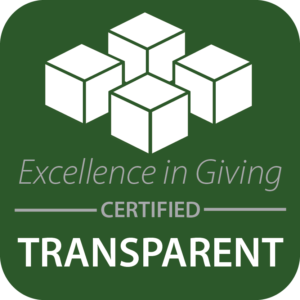 Excellence in Giving Certified Transparent Seal