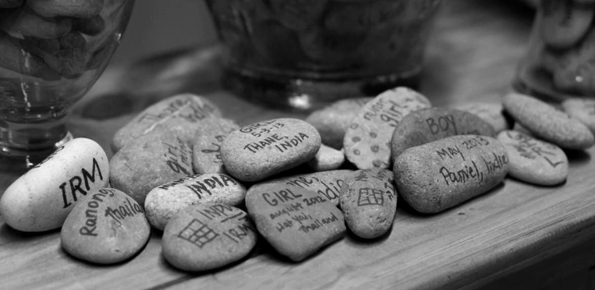 Freedom Rocks: How we Celebrate Survivor Stories