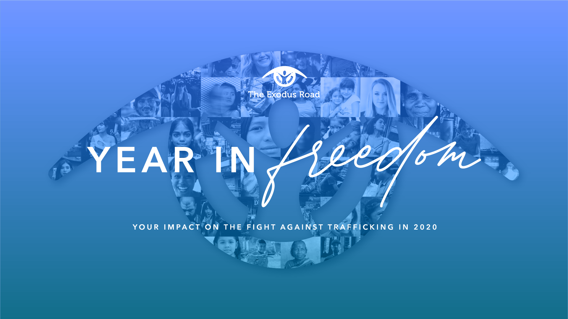 The Exodus Road 2020 Year in Freedom Video Thumbnail