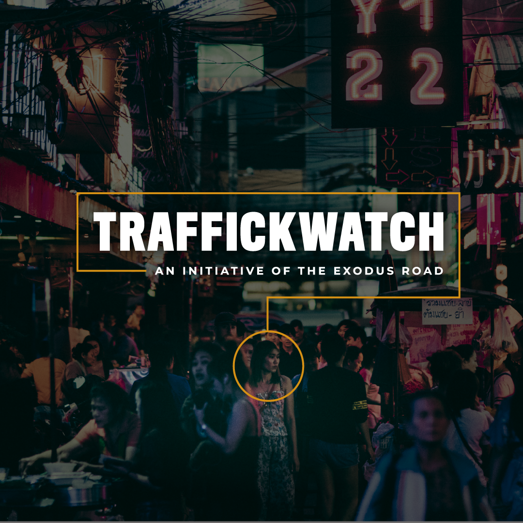 Traffickwatch, An Initiative of The Exodus Road preview image.