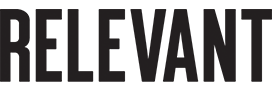 Relevant Magazine Logo