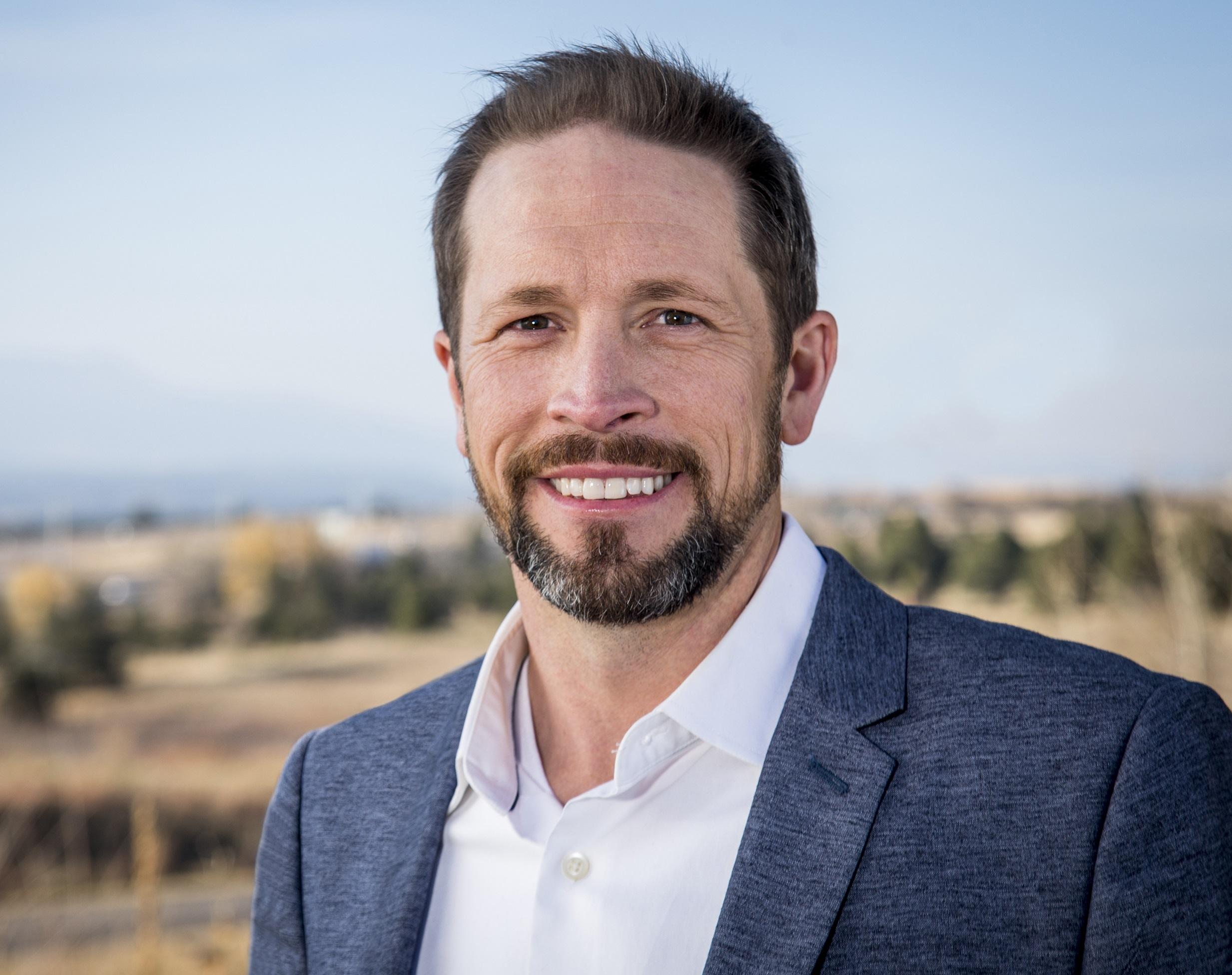 Image of Todd Crane, partner of The Exodus Road.